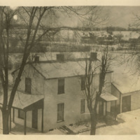 Photograph from an album assembled by Clair M. Overmiller, Gettysburg College class of 1925.