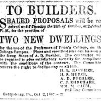 Star & Sentinel, October 2, 1867.