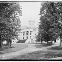 Pennsylvania Hall in 1903.