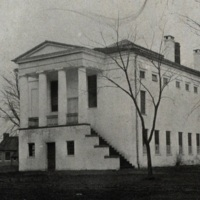 Linnaean Hall, from the 1907Spectrum.